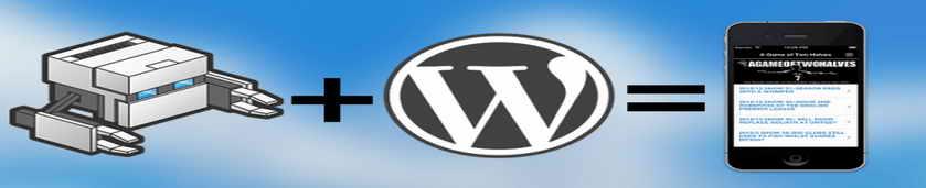 בניית אתר WORDPRES